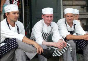 Kochen mit Freunden, Hobby-Köche unter sich