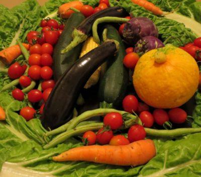 Vegetarische Küche, TCM Kochkurs der Achtsamkeit, Starke Mitte