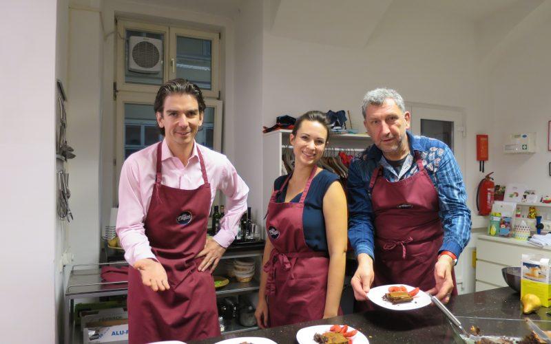 Unternehmerisch Kochen