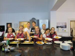 Kochckurs für Kinder und Jugendliche, Ferienkochkurs