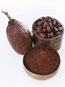 Kakaopulver, Kakaobohnen