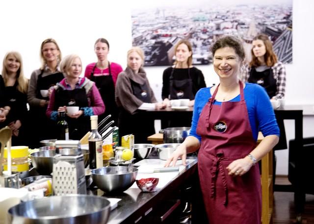 Kochkurs mit Sabine Dobesberger