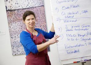 TCM Seminar, Sabine Dobesberger