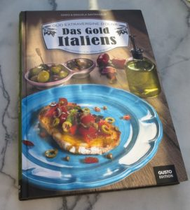 Olivenöl, das Gold Italiens