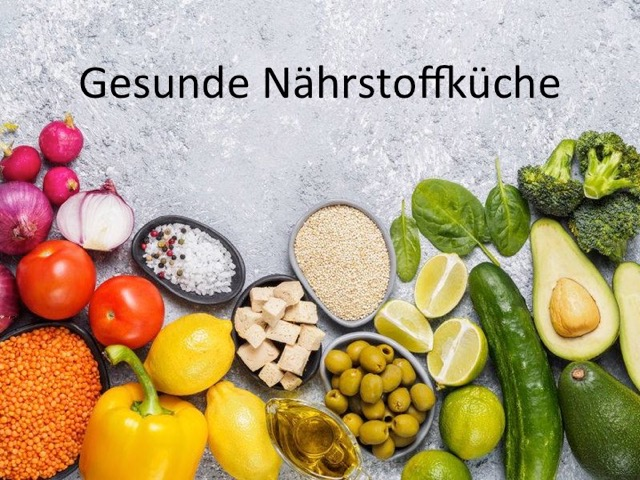 Gesunde Nährstoffküche, Daniela Leyrer