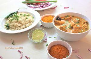 Gerichte aus der indischen Küche